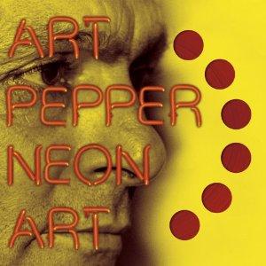 art pepper neon art