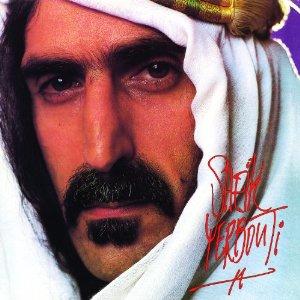 zappa sheik yerbouti