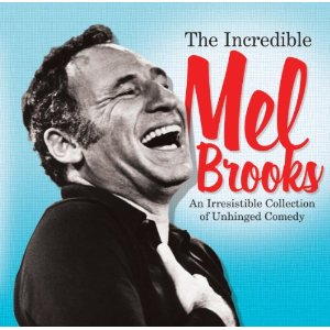 the incredible mel brooks cover1