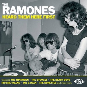 """Do You Remember Rock and Roll Radio?  """"The Ramones Heard Them Here First"""" Arrives"""