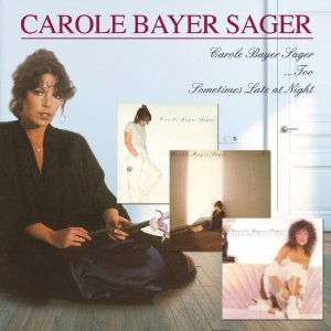 It's The Falling In Love: Raven Reissues The Complete Carole Bayer Sager Albums; Bacharach, Jackson, Diamond, Midler Guest