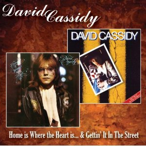 david cassidy home and gettin it