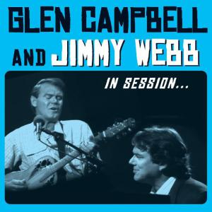 glen and jimmy in session