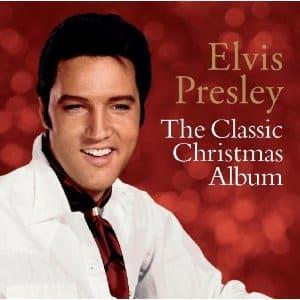 elvis the classic christmas album1