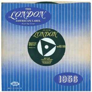 london american label 1956