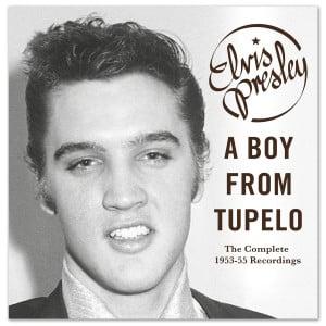 Elvis - Boy from Tupelo