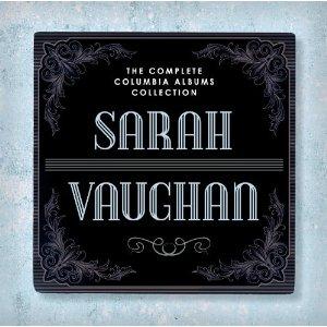 Sarah Vaughan Box Cover