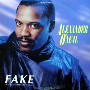 Alexander O'Neal Fake