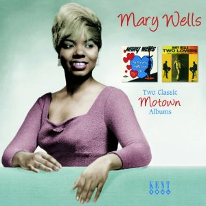 mary wells the one and two lovers1