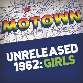 Motown Unreleased - Girls