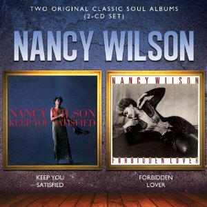 Nancy Wilson - Satisfied and Forbidden