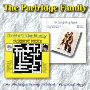Partridge - Crossword and Notebook