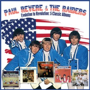 Paul Revere - Evolution to Revolution