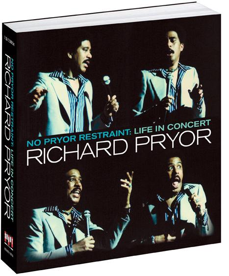 Shout! Factory to Release Nine-Disc Richard Pryor Box Set