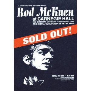 Rod McKuen - Sold Out