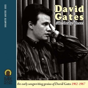 David Gates - Early Years