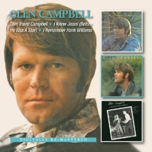 Classic Campbell: BGO Brings Three Vintage Glen Campbell Albums to CD