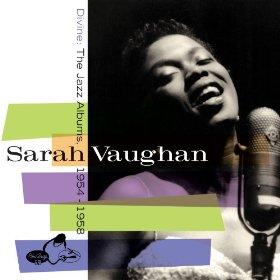 sarah vaughan divine