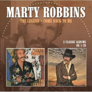 marty robbins the legend two fer