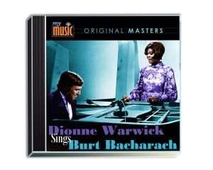 Dionne Sings Burt CD