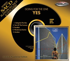 Going for the One SACD