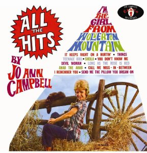 Jo Ann Campbell - All the Hits