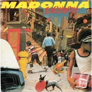 Madonna Everybody