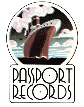Vintage Passport Records logo