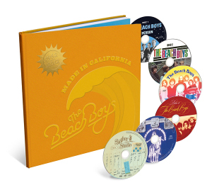 beach boys made in california box