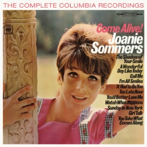 joanie sommers come alive