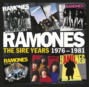 ramones sire years
