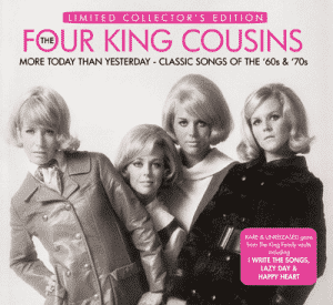 """Happy Hearts: The Four King Cousins Return With """"More Today Than Yesterday"""""""