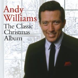 Andy Williams - Classic Christmas Revised Cover