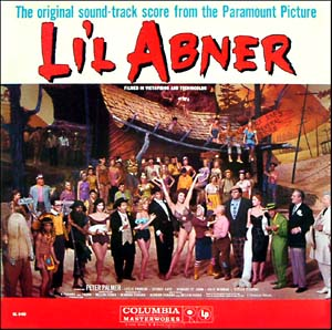 lil abner ost1