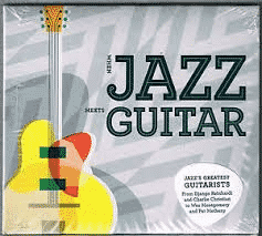 When Jazz Meets Guitar