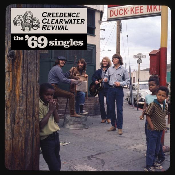 CCR 69 Singles RSD