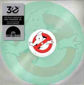 ghostbusters 30th ecto green vinyl1