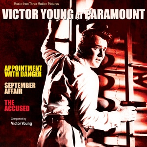 victor young at paramount
