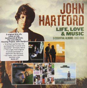 John Hartford - Life Love and Music