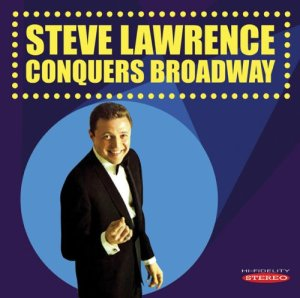 Steve Lawrence Broadway