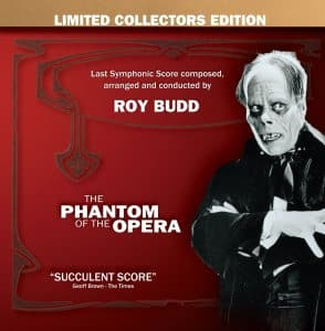 """Friday Feature: Roy Budd's """"Phantom of the Opera"""" Score Premieres For Classic Film"""
