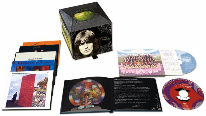 Harrison Box Contents