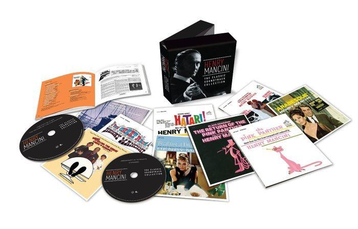 Mancini - Box Contents