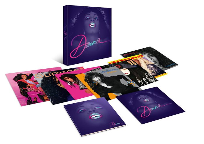 Donna Summer - Vinyl Collection