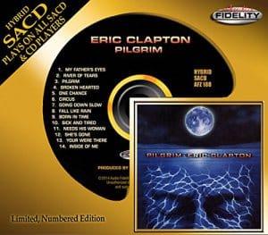 Clapton - Pilgrim SACD