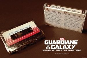 Guardians Awesome Mix Tape