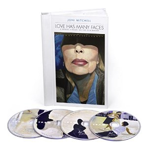 "Holiday Gift Guide Review: Joni Mitchell, ""Love Has Many Faces"""