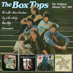 Soul Deep: Raven Collects The Box Tops' Complete Studio Albums