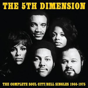 5th Dimension Soul City Bell Singles