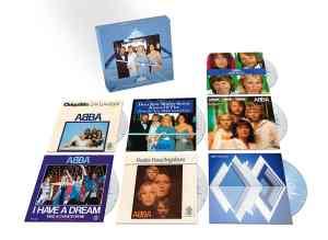ABBA Voulez Vous Singles